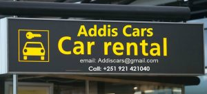 Rent a Car in Addis Ababa