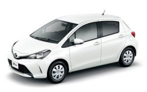 Toyota-Vitz-rent in ethiopia price-addiscarrent