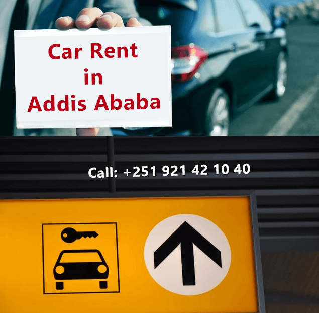 car for rent in addis ababa